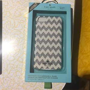 Kate spade protective hard shell case for iPhone 7